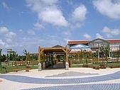 澎湖之旅─馬公遊客活動中心:0004庭院看起來還蠻
