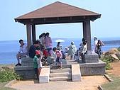 澎湖之旅─虎井嶼:013小孩子總是會湊