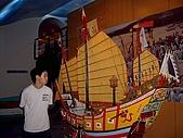 澎湖之旅─馬公遊客活動中心:0009王船樣本