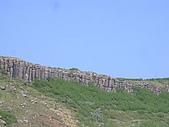 澎湖之旅─虎井嶼:024山上也有玄武石