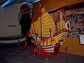 澎湖之旅─馬公遊客活動中心:0015王船模型