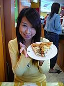 2880/4/11探訪雨濛&必勝客和風拂風味賞:親愛的說要拍雞米花pizza給他看!