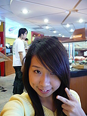 2880/4/11探訪雨濛&必勝客和風拂風味賞:吃到一半開始飽了~