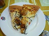 2880/4/11探訪雨濛&必勝客和風拂風味賞:就是雞米花pizza!