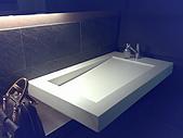 20090119夏慕尼:夏慕尼 化妝室的洗手枱