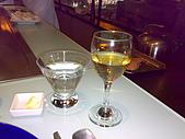 20090119夏慕尼:香檳當開胃酒