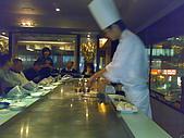 20090119夏慕尼:廚師先做法式烤田螺