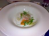 20090119夏慕尼:象拔蚌海鮮湯,來的時候是生的