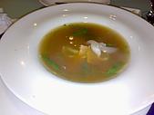 20090119夏慕尼:加入熱高湯後就熟了