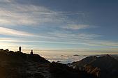 20081224南湖大山:晨眺中央尖