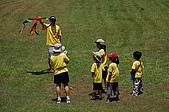 20090815荒野北五團團集會_宜蘭蘇澳岳明國小:風與草 - 放風箏