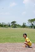 20090815荒野北五團團集會_宜蘭蘇澳岳明國小:小孩最不怕太陽