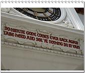 Perth Days:London Court外面的鐘