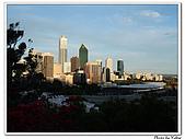 Perth Days:黃昏的Perth