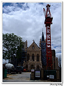 Perth Days:St. mary's Cathedral